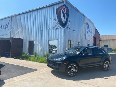 2017 Porsche Macan for sale at Barrett Auto Gallery in San Juan TX