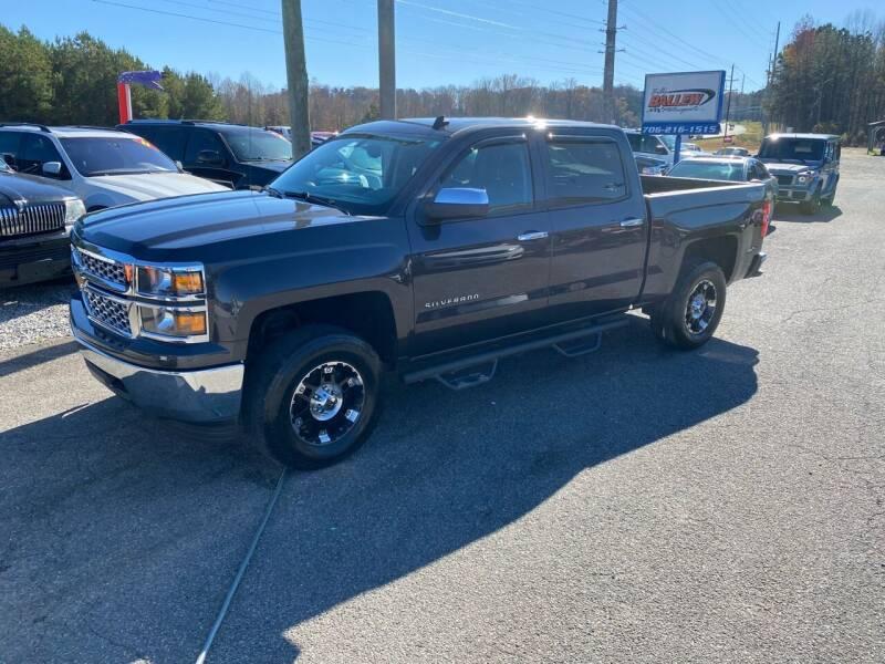 2014 Chevrolet Silverado 1500 for sale at Billy Ballew Motorsports in Dawsonville GA