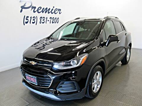 2017 Chevrolet Trax for sale at Premier Automotive Group in Milford OH