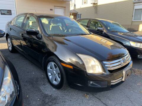 2007 Ford Fusion for sale at Dennis Public Garage in Newark NJ