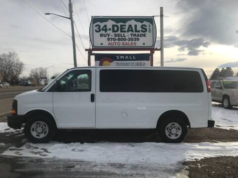 2010 Chevrolet Express Cargo for sale at 34 Deals LLC in Loveland CO