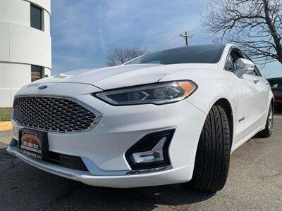 2019 Ford Fusion Hybrid for sale at Millennium Auto Group in Lodi NJ