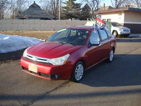 2010 Ford Focus for sale at MOTORAMA INC in Detroit MI
