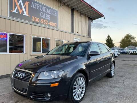 2006 Audi A3 for sale at M & A Affordable Cars in Vancouver WA