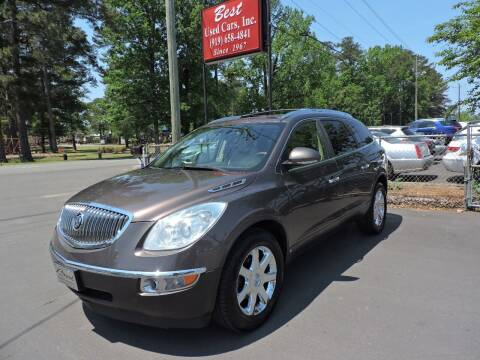 2009 Buick Enclave for sale at Best Used Cars Inc in Mount Olive NC