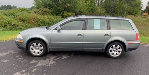 2005 Volkswagen Passat for sale at eurO-K in Benton ME
