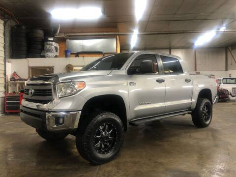 2014 Toyota Tundra for sale at T James Motorsports in Gibsonia PA