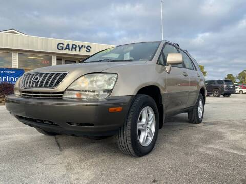2003 Lexus RX 300 for sale at Gary's Auto Sales in Sneads NC