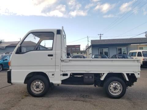 1993 Subaru Sambar ECVT for sale at JDM Car & Motorcycle LLC in Seattle WA