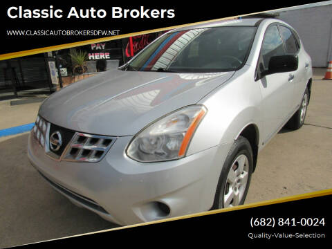 2011 Nissan Rogue for sale at Classic Auto Brokers in Haltom City TX