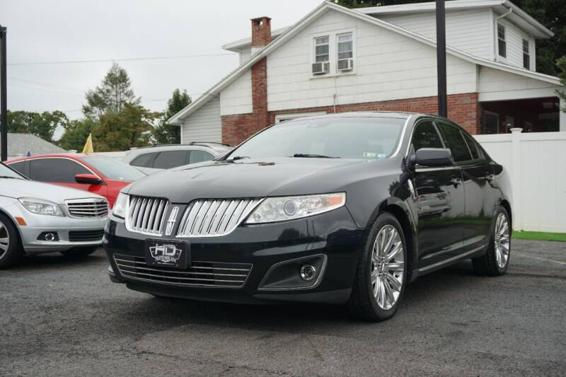 2011 Lincoln MKS for sale at HD Auto Sales Corp. in Reading PA