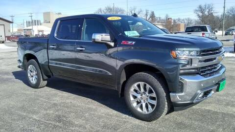 2021 Chevrolet Silverado 1500 for sale at Unzen Motors in Milbank SD