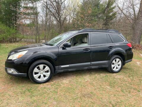 2010 Subaru Outback for sale at Expressway Auto Auction in Howard City MI