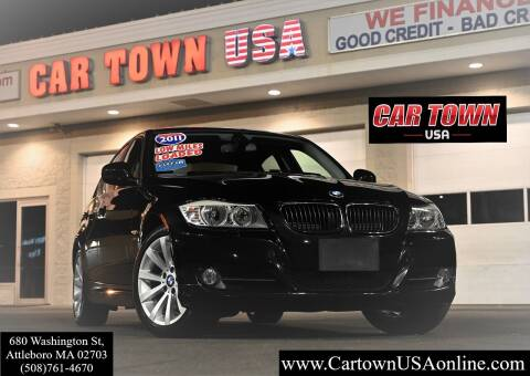 2011 BMW 3 Series for sale at Car Town USA in Attleboro MA
