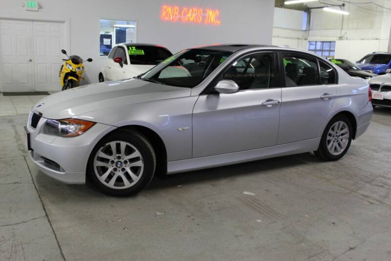 2007 BMW 3 Series for sale at R n B Cars Inc. in Denver CO