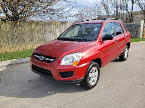 2010 Kia Sportage for sale at Harold Cummings Auto Sales in Henderson KY