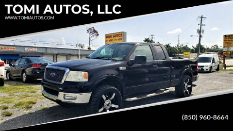 2005 Ford F-150 for sale at TOMI AUTOS, LLC in Panama City FL
