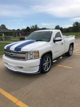 2011 Chevrolet Silverado 1500 SS Classic for sale at Classic Car Deals in Cadillac MI