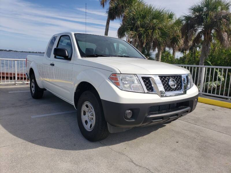 2013 Nissan Frontier for sale at Best Deal Auto Sales in Melbourne FL