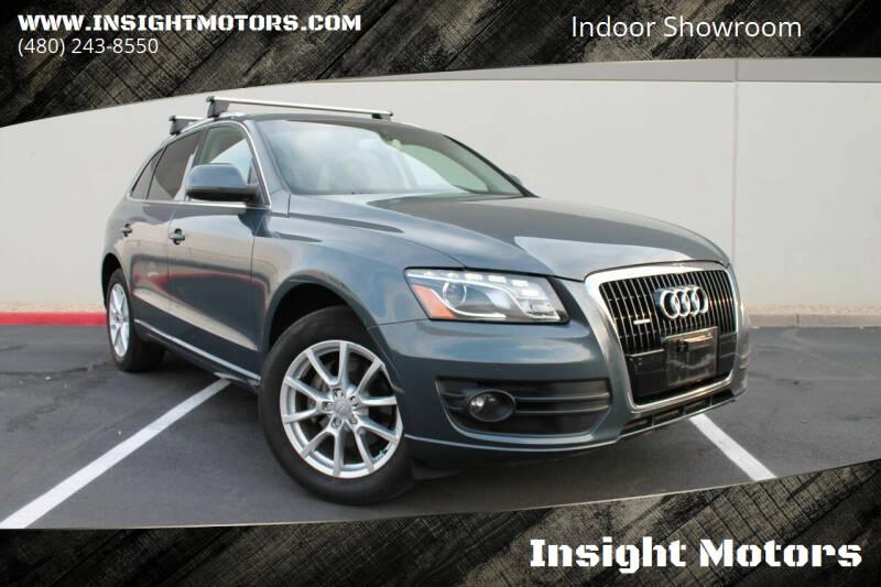 2010 Audi Q5 for sale at Insight Motors in Tempe AZ