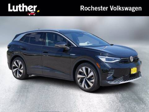 2021 Volkswagen ID.4 for sale at Park Place Motor Cars in Rochester MN