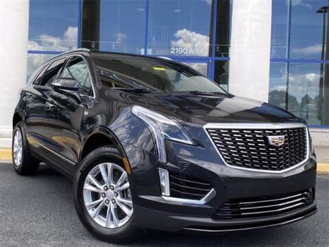 2020 Cadillac XT5 for sale at Capital Cadillac of Atlanta New Cars in Smyrna GA