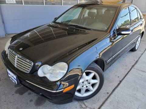 2003 Mercedes-Benz C-Class for sale at Car Planet Inc. in Milwaukee WI