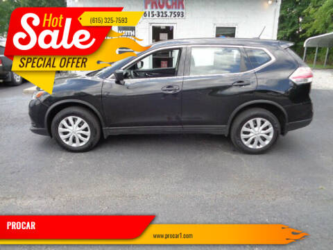 2016 Nissan Rogue for sale at PROCAR in Portland TN