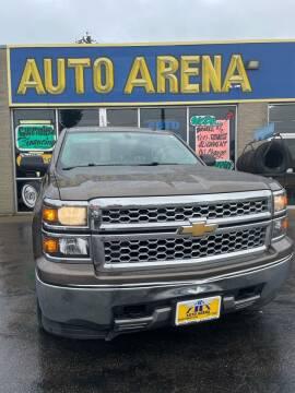 2014 Chevrolet Silverado 1500 for sale at Auto Arena in Fairfield OH