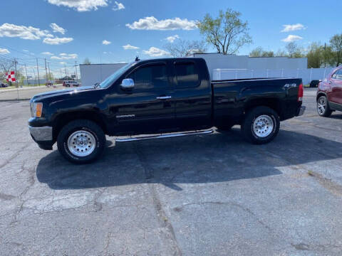 2011 GMC Sierra 1500 for sale at Bruce Kunesh Auto Sales Inc in Defiance OH