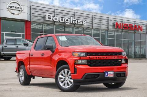 2019 Chevrolet Silverado 1500 for sale at Douglass Automotive Group - Douglas Nissan in Waco TX
