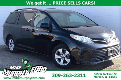 2019 Toyota Sienna for sale at Mike Murphy Ford in Morton IL