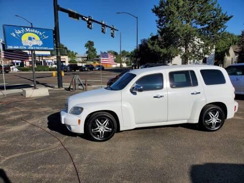 2011 Chevrolet HHR for sale at J Sky Motors in Nampa ID