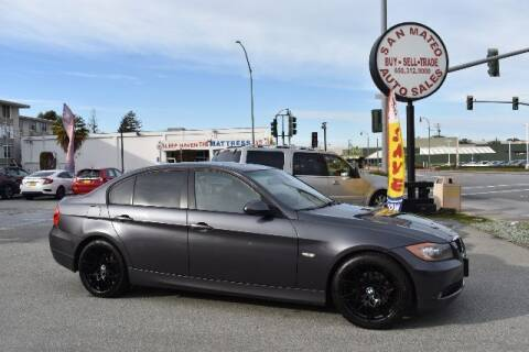 2006 BMW 3 Series for sale at San Mateo Auto Sales in San Mateo CA