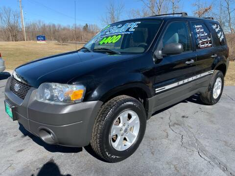 2007 Ford Escape for sale at FREDDY'S BIG LOT in Delaware OH