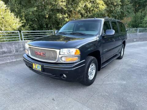 2003 GMC Yukon XL for sale at Zipstar Auto Sales in Lynnwood WA