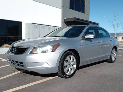 2010 Honda Accord for sale at AUTOMOTIVE SOLUTIONS in Salt Lake City UT