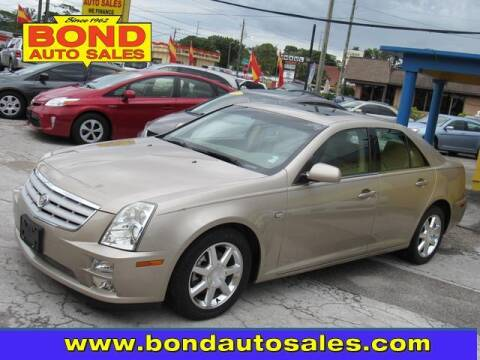 2005 Cadillac STS for sale at Bond Auto Sales in St Petersburg FL