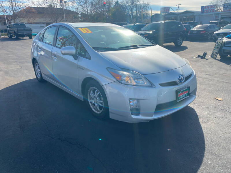 2010 Toyota Prius for sale at San Jose Auto Outlet in San Jose CA