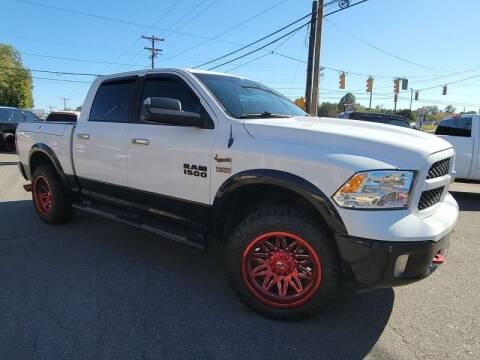2014 RAM Ram Pickup 1500 for sale at McAdenville Motors in Gastonia NC