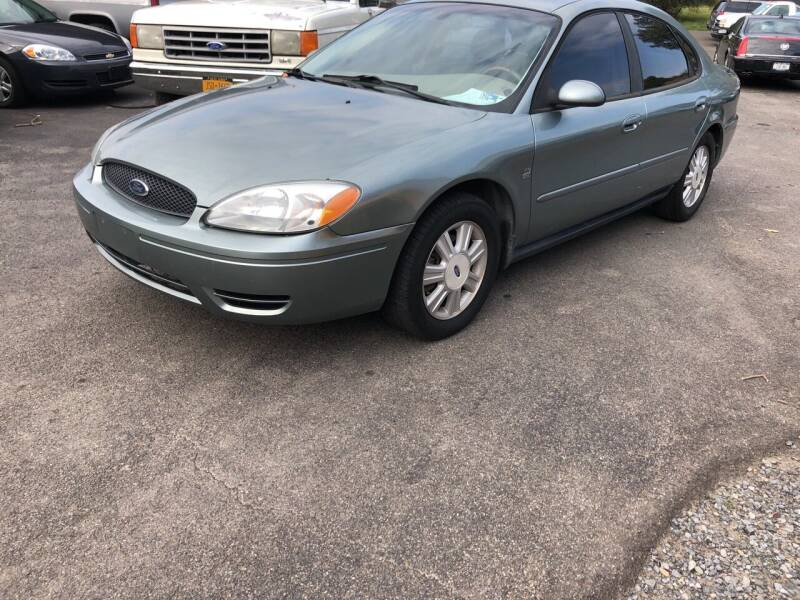 2005 Ford Taurus for sale at CENTRAL AUTO SALES LLC in Norwich NY