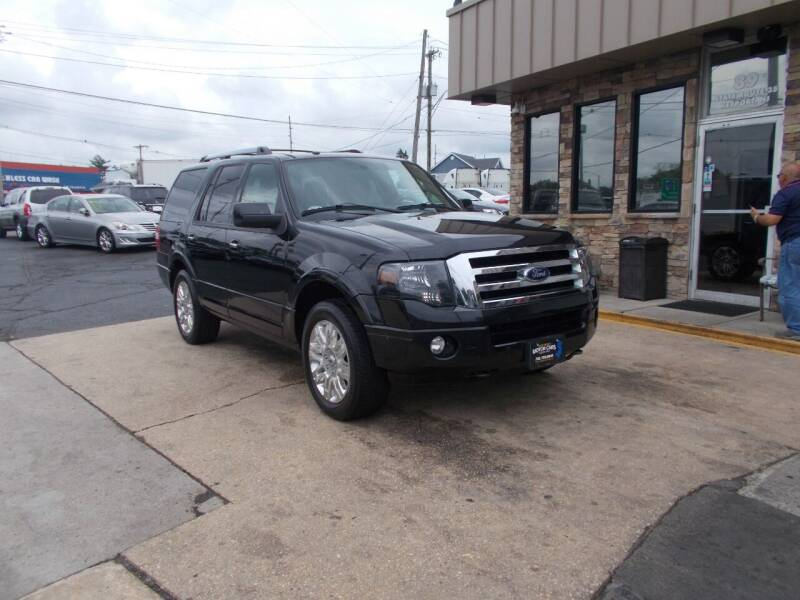 2012 Ford Expedition for sale at Preferred Motor Cars of New Jersey in Keyport NJ