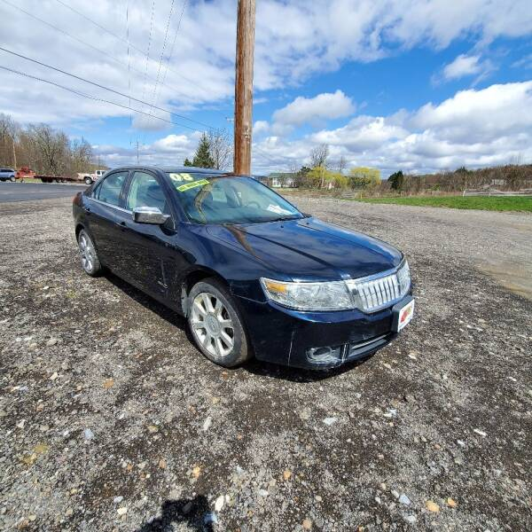 2008 Lincoln MKZ for sale at ALL WHEELS DRIVEN in Wellsboro PA