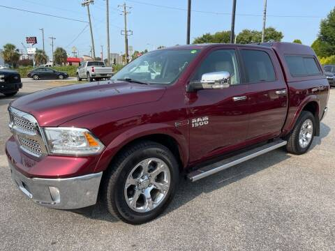 2018 RAM Ram Pickup 1500 for sale at Modern Automotive in Boiling Springs SC