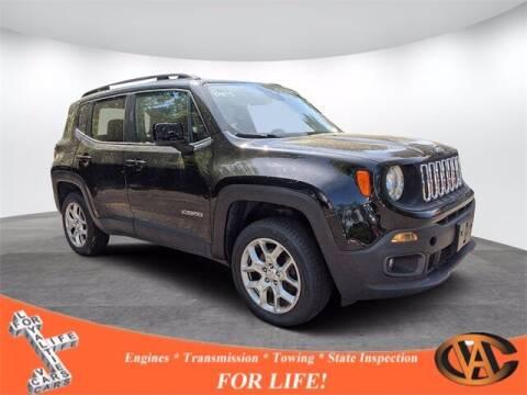 2017 Jeep Renegade for sale at VA Cars Inc in Richmond VA