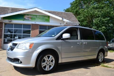 2011 Dodge Grand Caravan for sale at RODRIGUEZ MOTORS LLC in Fredericksburg VA
