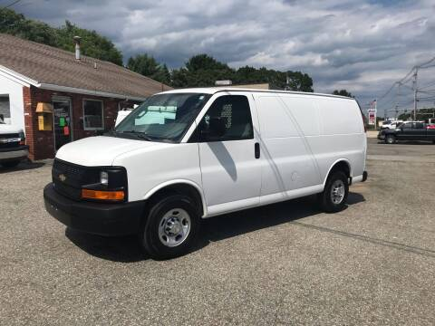 2016 Chevrolet Express Cargo for sale at J.W.P. Sales in Worcester MA