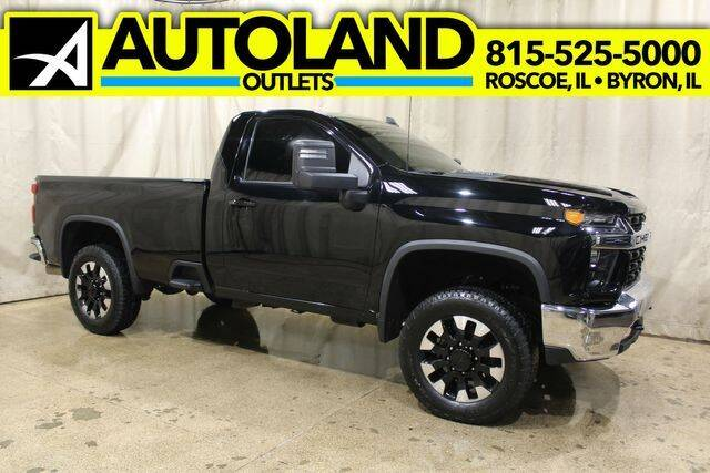 2020 Chevrolet Silverado 2500HD for sale at AutoLand Outlets Inc in Roscoe IL