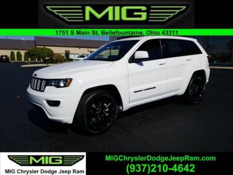 2021 Jeep Grand Cherokee for sale at MIG Chrysler Dodge Jeep Ram in Bellefontaine OH