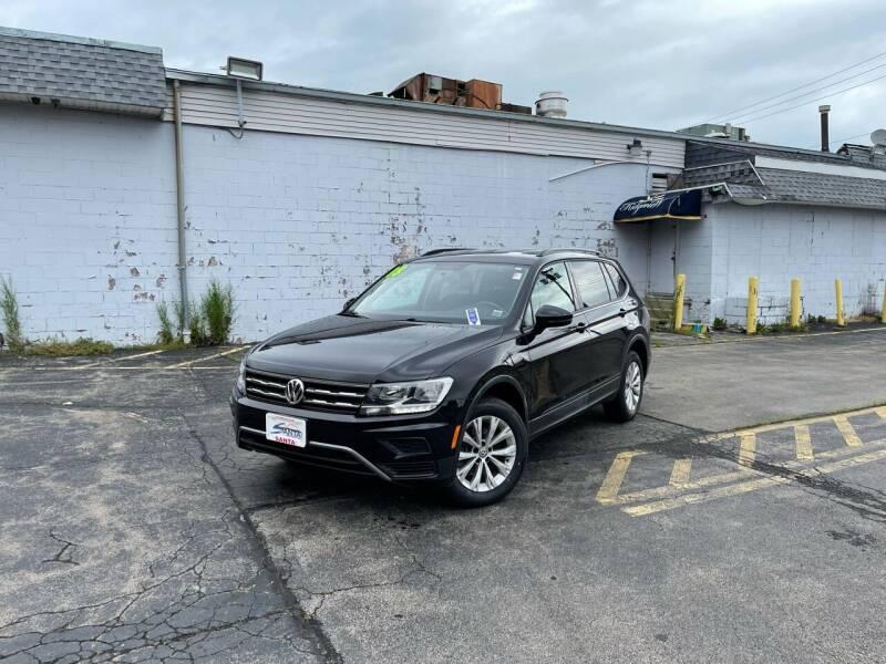 2018 Volkswagen Tiguan for sale at Santa Motors Inc in Rochester NY